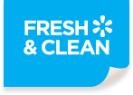 Fresh & Clean Logo