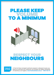 Respect your neighbours poster